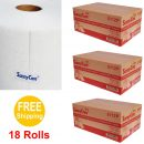 """SunnyCare® ROLL TOWEL White 10""""Wx700'L"""